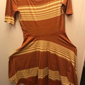 Lularoe dress.